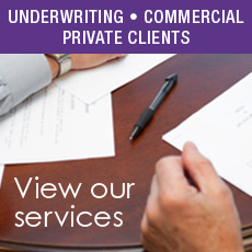 Bond Insurance Services General Services