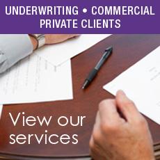 Bond Insurance Services General Services