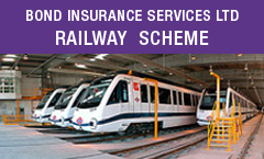 Bond Insurance Services Railway Contractors Scheme