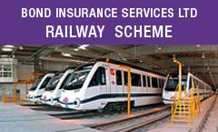 Bond Insurance Services Railway Contractors Scheme